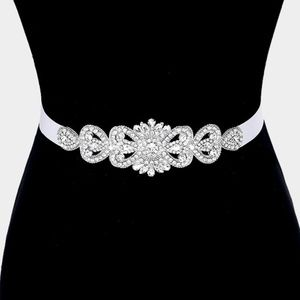 Accessories - Kiss me Kate  BELT  white silver nwt